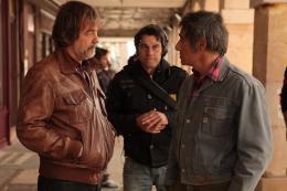 photo 17/20 - Gerard Lanvin, Olivier Marchal, Philippe Guillard - Le Fils à Jo - © Gaumont Distribution