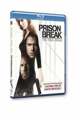Prison Break, The final break : l'épilogue de la saison 4 Blu-ray photo 4 sur 5