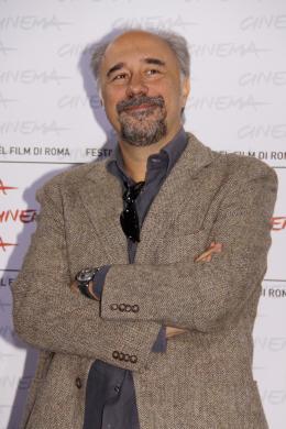 Giorgio Diritti Présentation du film L'uomo che verrà - Festival de Rome 2009 photo 2 sur 8