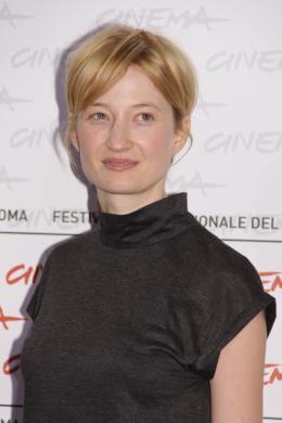 photo 24/29 - Alba Rohrwacher - Présentation du film L'uomo che verrà - Festival de Rome 2009 - L'Homme qui viendra - © Isabelle Vautier - Commeaucinema.com 2009