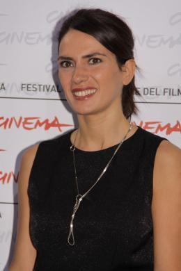 photo 25/29 - Maya Sansa - Présentation du film L'uomo che verrà - Festival de Rome 2009 - L'Homme qui viendra - © Isabelle Vautier - Commeaucinema.com 2009