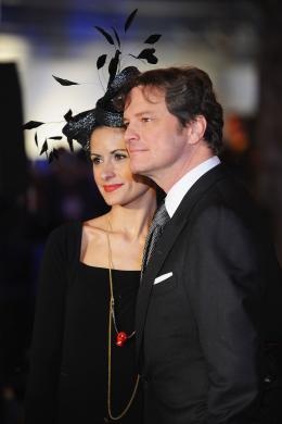 Livia Firth Avant-première du Drôle de Noel de Scrooge, Londres, Novembre 2009 photo 2 sur 4
