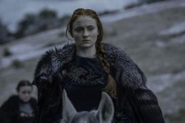 photo 58/71 - Sophie Turner - Saison 6 - Game Of Thrones - Saison 6 - © HBO