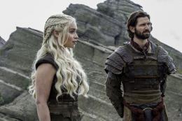 photo 33/71 - Emilia Clarke, Michiel Huisman - Saison 6 - Game Of Thrones - Saison 6 - © HBO