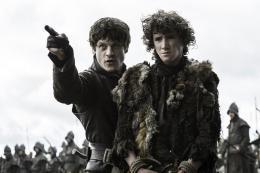photo 57/71 - Iwan Rheon, Art Parkinson - Saison 6 - Game Of Thrones - Saison 6 - © HBO