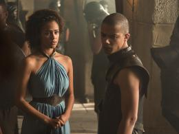 Jacob Anderson Game of Thrones - Saison 5 photo 1 sur 1