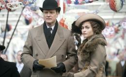 photo 23/45 - Helena Bonham Carter, Colin Firth - Le Discours d'un roi - © Wild Bunch Distribution