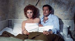 Mariage à l'italienne Sophia Loren, Marcello Mastroianni photo 4 sur 8