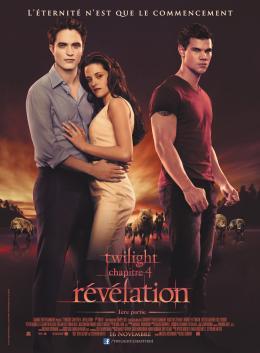 photo 44/45 - Twilight - Chapitre 4 : Révélation 1ère partie - © SND