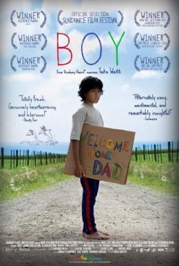 photo 10/10 - Affiche fran�aise - Boy - © Les Films du Pr�au