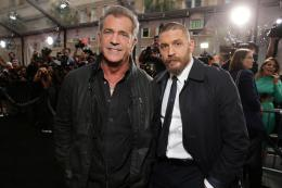 photo 112/134 - Mel Gibson, Tom Hardy - Avant-première à Londres - Mad Max : Fury Road - © Warner Bros