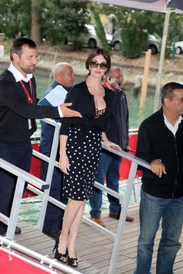 photo 24/119 - Paz Vega - Présentation du film Vallanzasca - Mostra de Venise 2010 - L'Ange du mal (Vallanzasca) - © Isabelle Vautier pour Commeaucinema.com