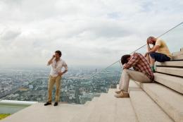 photo 34/48 - Zach Galifianakis, Bradley Cooper, Ed Helms - Very Bad Trip 2 - © Warner Bros