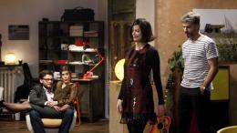 photo 9/14 - Clovis Cornillac, Olivia Bonamy, Marianne Denicourt, Francois Vincentelli - Une folle envie - © SND