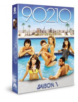 photo 55/55 - DVD - 90210 - Nouvelle g�n�ration - Saison 1