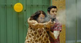 photo 7/20 - Lucia Besasson - David Haddad - La f�te des voisins, le film ! - La f�te des voisins, le film ! - © Cin�g�nie