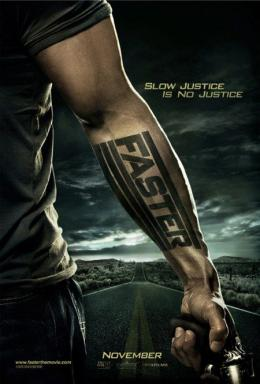 photo 18/19 - Affiche - Faster - © Sony Pictures
