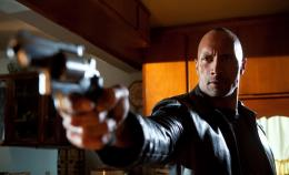 photo 9/19 - Dwayne Johnson - Faster - © Sony Pictures