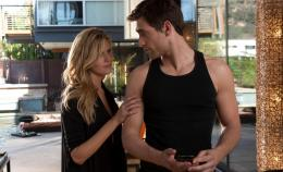 photo 7/19 - Maggie Grace, Oliver Jackson-Cohen - Faster - © Sony Pictures