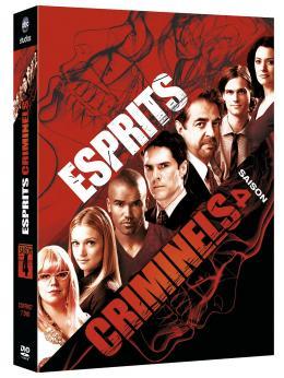 photo 1/5 - - Saison 4 - Esprits Criminels - Saison 4 - © Walt Disney Home Entertainment