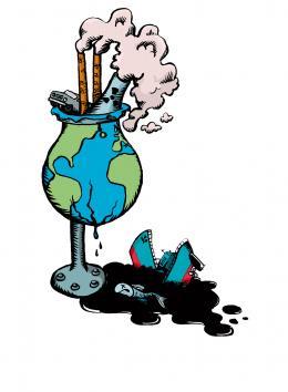 Ecologie : ces catastrophes qui changèrent le monde photo 4 sur 9