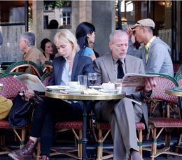 photo 4/14 - Emmanuelle Béart, Pascal Greggory - Bye Bye Blondie - © Happiness Distribution