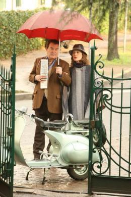photo 1/23 - Martin Lamotte, Claire Nadeau - Un divorce de chien - © TF1