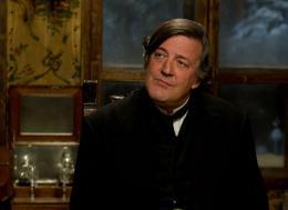 Stephen Fry Sherlock Holmes 2 : Jeu d'ombres photo 9 sur 24