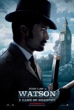 photo 69/76 - Jude Law - Sherlock Holmes 2 : Jeu d'ombres - © Warner Bros