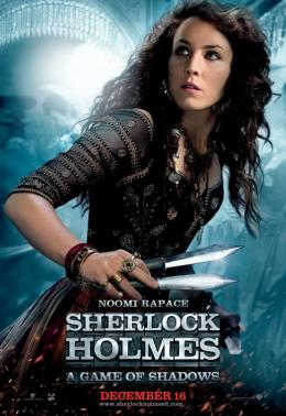 photo 72/76 - Noomi Rapace - Sherlock Holmes 2 : Jeu d'ombres - © Warner Bros