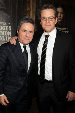 photo 40/81 - Matt Damon - Avant-première américaine - True Grit - © Paramount