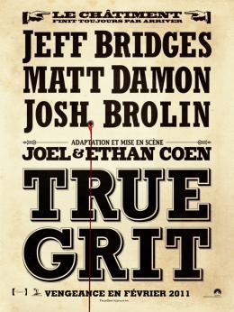 photo 51/81 - Affiche française - True Grit - © Paramount