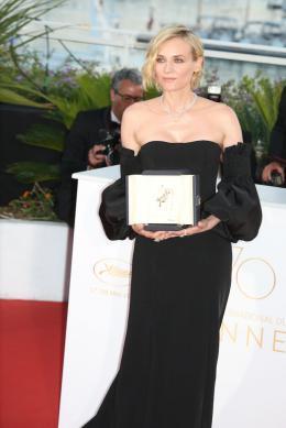 Diane Kruger Cannes 2017 Lauréats photo 1 sur 338