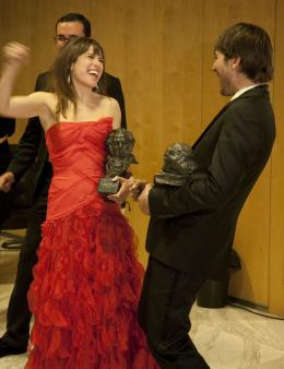 Alberto Ammann Goya du cinéma espagnol - 14 février 2010 photo 1 sur 8