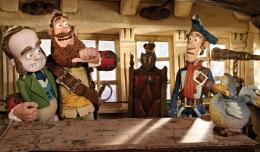 photo 11/23 - Les Pirates ! Bons à rien, mauvais en tout - © Sony Pictures