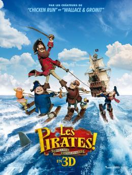 photo 15/23 - Les Pirates ! Bons à rien, mauvais en tout - © Sony Pictures