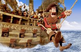 Les Pirates ! Bons � rien, mauvais en tout photo 7 sur 23