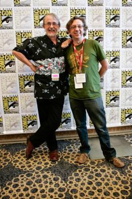 photo 17/23 - Peter Lord, Jeff Newitt - Les Pirates ! Bons à rien, mauvais en tout - © Sony Pictures