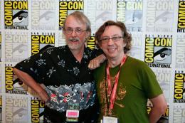 photo 19/23 - Peter Lord, Jeff Newitt - Les Pirates ! Bons à rien, mauvais en tout - © Sony Pictures
