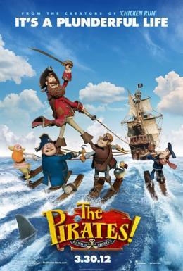 photo 14/23 - Affiche originale - Les Pirates ! Bons à rien, mauvais en tout - © Sony Pictures