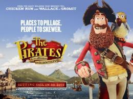 photo 13/23 - Affiche originale - Les Pirates ! Bons à rien, mauvais en tout - © Sony Pictures