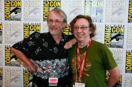 photo 18/23 - Peter Lord, Jeff Newitt - Les Pirates ! Bons à rien, mauvais en tout - © Sony Pictures