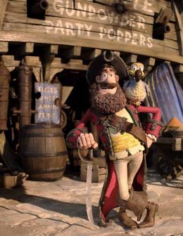Les Pirates ! Bons � rien, mauvais en tout photo 3 sur 23