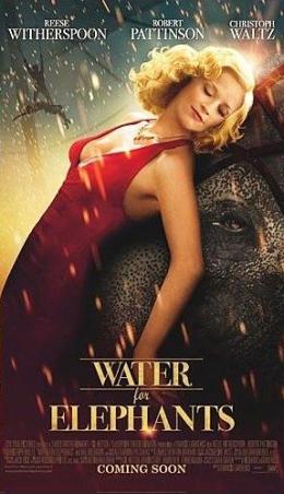 photo 14/18 - Affiche - De l'eau pour les �l�phants - © 20th Century Fox