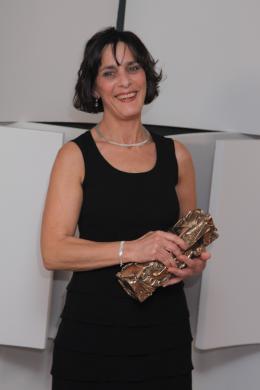 Juliette Welfling Les César 2010 photo 2 sur 4