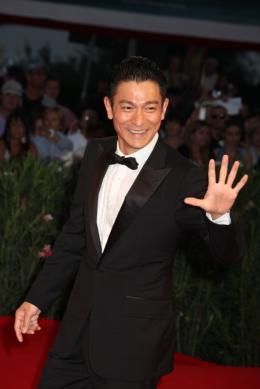 photo 49/49 - Andy Lau - Détective Dee, le mystère de la flamme fantôme - © Isabelle Vautier pour Commeaucinem.com