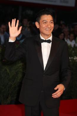 photo 48/49 - Andy Lau - Détective Dee, le mystère de la flamme fantôme - © Isabelle Vautier pour Commeaucinem.com