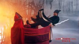 photo 16/49 - Andy Lau - Détective Dee, le mystère de la flamme fantôme - © Le Pacte