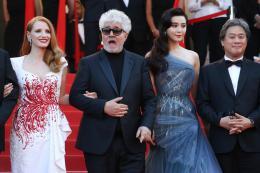 Park Chan-wook Cannes 2017 Clôture Tapis photo 2 sur 13