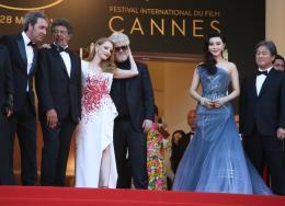 Park Chan-wook Cannes 2017 Clôture Tapis photo 4 sur 13